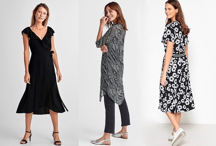 Letar du efter en snygg klänning  Just nu finns det massor av fina  klänningar i en mängd olika utföranden och färger. Jag har satt samman en  liten lathund ... 02c8bed1d1f27