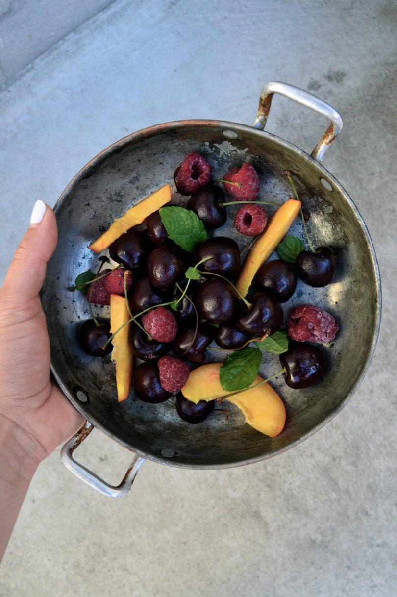 Mini fruitplate
