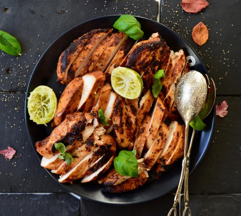 kycklingfile marinad recept