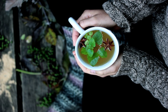 Hälsote med ingefära, lime och anis