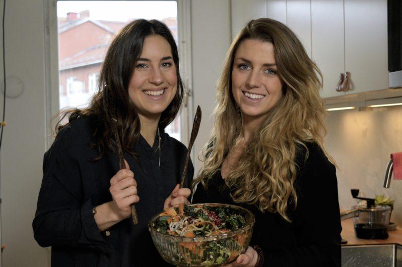 Jenny och Linnea Superfoodsweden