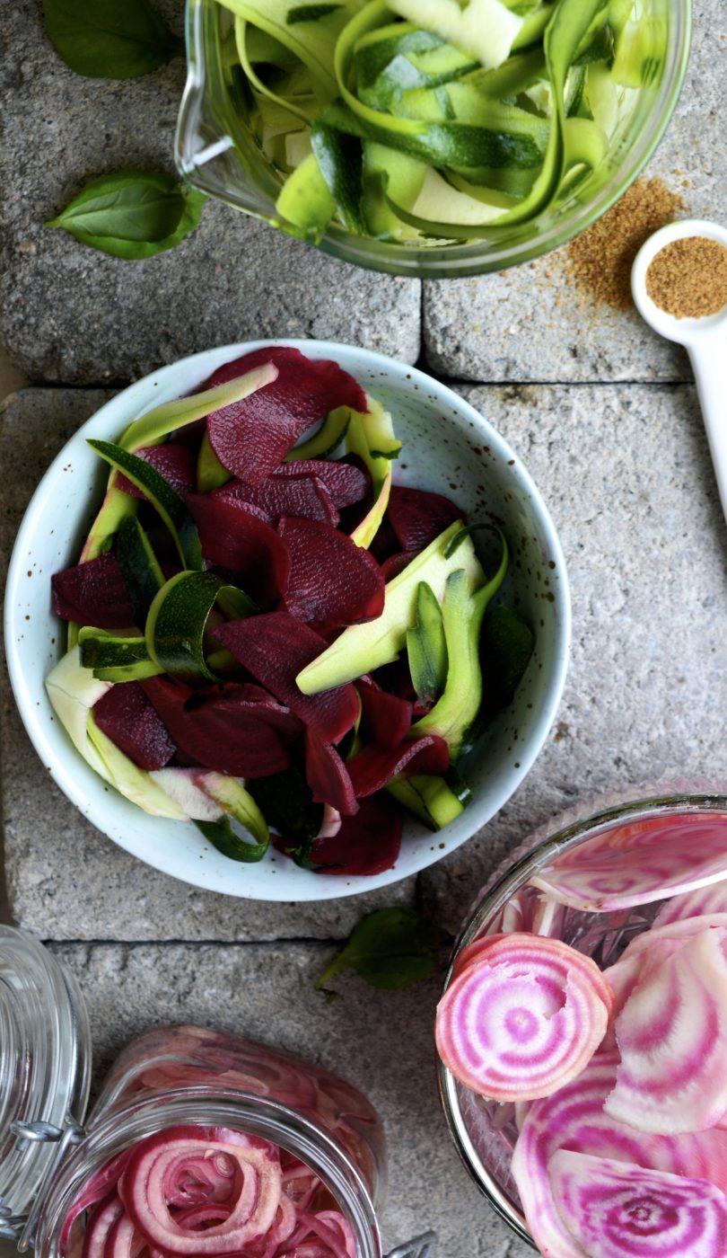 picklad rödbeta
