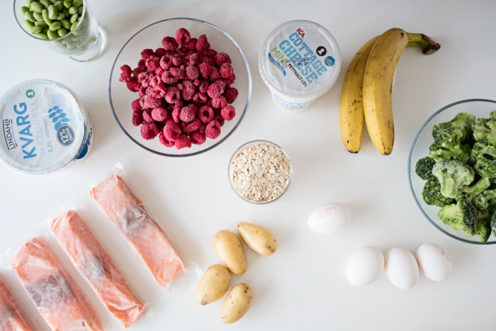viktnedgång nyttig mat