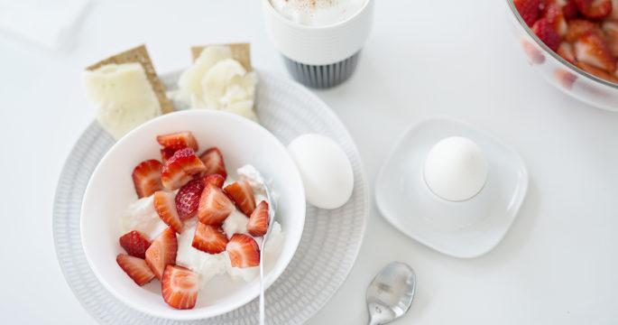 Triss i frukost