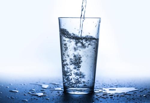 hur ofta ska man dricka vatten
