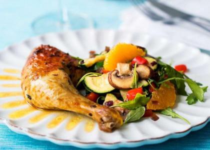 matplan för att gå ner i vikt