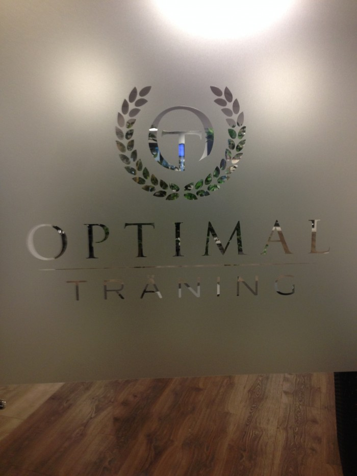 optimal träning