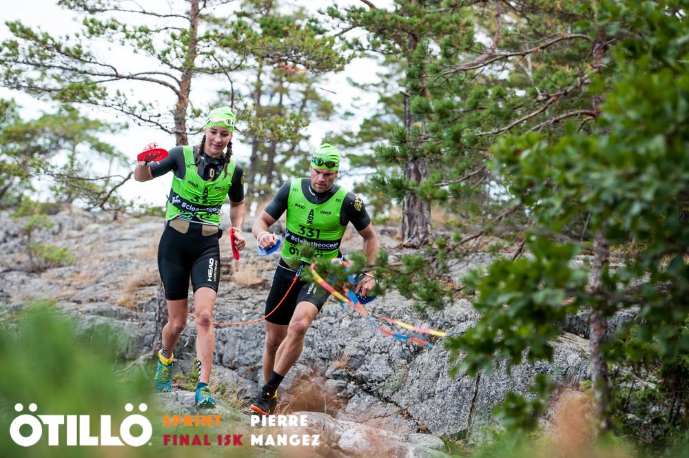 Ötillö Swimrun Final15K Race Report