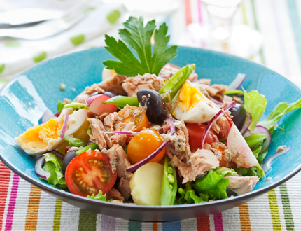 kalorisnål lunch recept