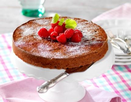 Recept på chokladtårta