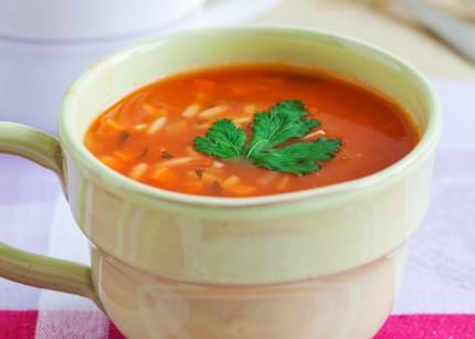 Om du bara vill ha en portion är det ändå smartast att laga för två. Soppan håller sig några dagar i kylen och flera månader i frysen.